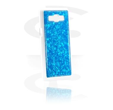 Capa de proteção de telemóvel com revestimento de madrepérola