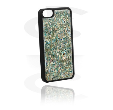 Mobile Case med Mother of Pearl Inlay