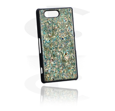 Mobile Case kanssa Mother of Pearl Inlay