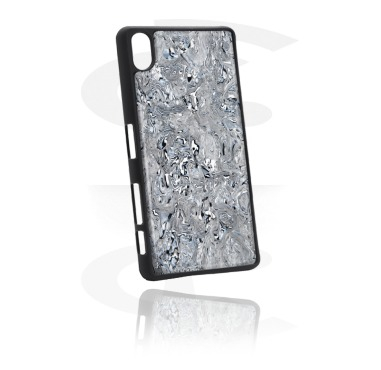 Mobile Case z Mother of Pearl Inlay