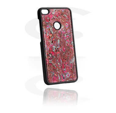 Etui na telefony, Mobile Case z Mother of Pearl Inlay, Plastic, Imitation Mother of Pearl