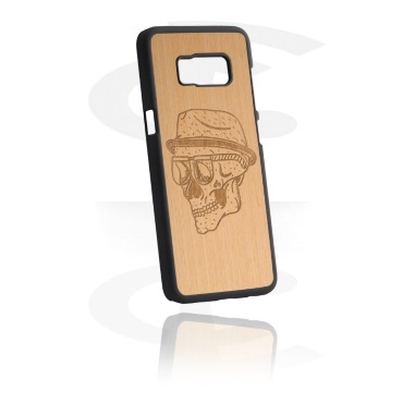 Mobile Case z Wooden Inlay i Lasered Wood Inlay