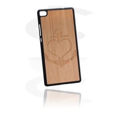Чехол для смартфона с Wooden Inlay и Lasered Wood Inlay
