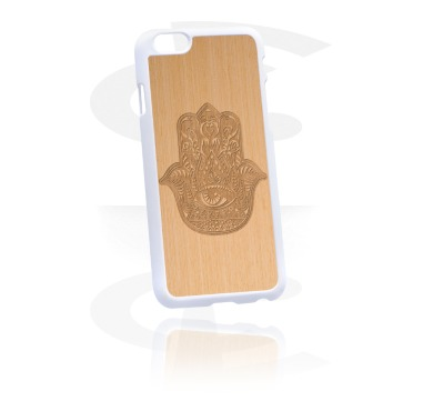 Cover per cellulare con Wooden Inlay e Lasered Wood Inlay