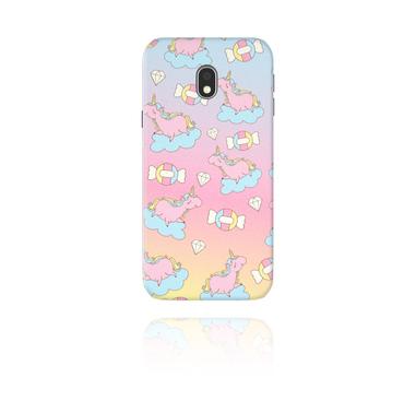 Fundas de móvil, Funda para móvil con Diseño unicornio crazy, Plástico