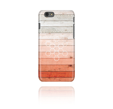 Mobile cases, Mobile Case with Wood Design, Plastic