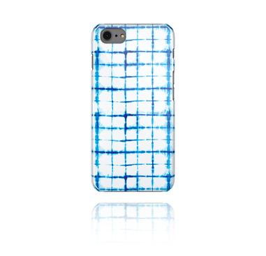 Fundas de móvil, Funda para móvil con Diseño azul batik, Plástico