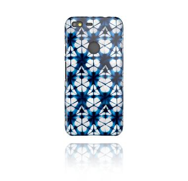 Capa de proteção para telemóveis com design Tie Dye