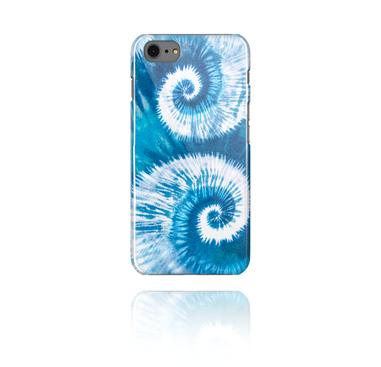 Coque de portable design tie dye