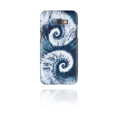 Mobilskal med Tye Dye-Design