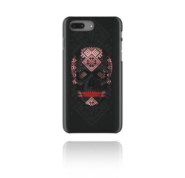 Fundas de móvil, Mobile Case con Embroidery Skull Design, Plástico