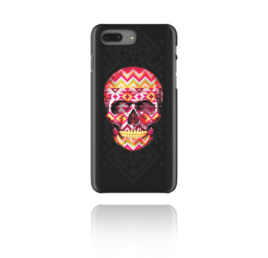 Mobile cases, Mobile Case with Embroidery Skull Design, Plastic