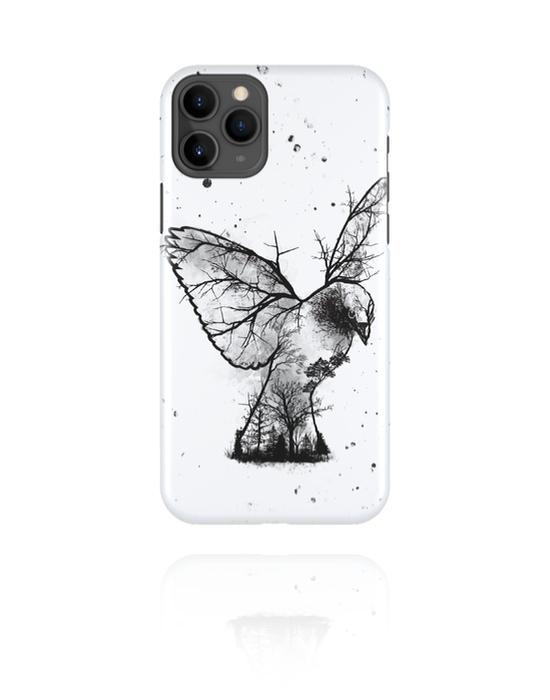 Pouzdro na mobil, Mobile Case s Animal Print, Plast