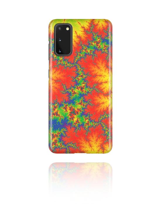 Pouzdro na mobil, Mobile Case s Mandelbrot Design, Plast
