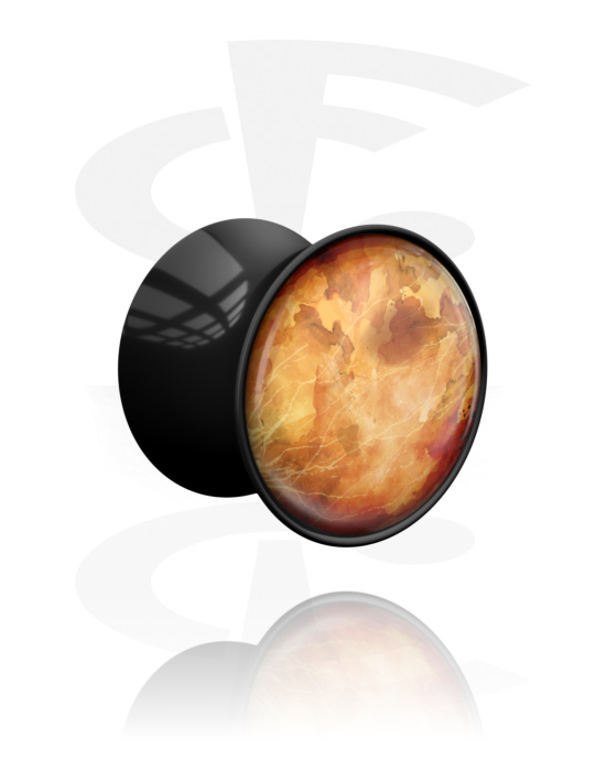 Tunnelit & plugit, Planet Plug 'Venus', Akryyli