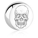 Boules et Accessoires, Boule avec motif, Acier chirurgical 316L