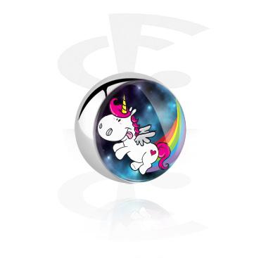 Ball med Crapwaer design