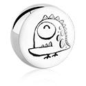 Boules et Accessoires, Ball for 1.6mm Pins, Acier chirurgical 316L