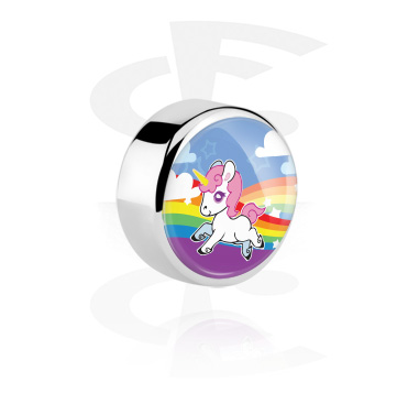 Disc met afbeelding