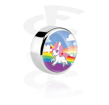 Disco com imagem