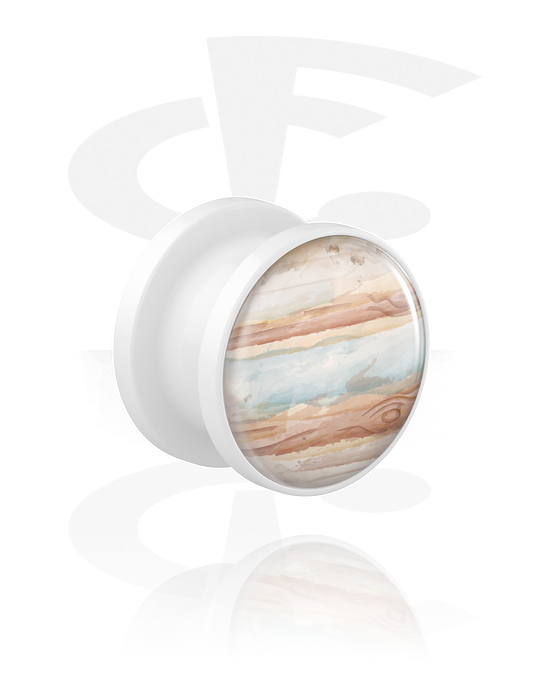 Tunnelit & plugit, Planet Tunnel 'Jupiter', Akryyli
