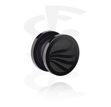 """Túnel flesh """"BLACK BY CF""""-Edition"""