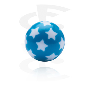 Balls & Replacement Ends, Ball, Acryl