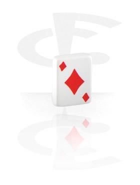 """Spielkarte """"Karo"""""""
