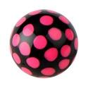 Kulki i inne zakończenia, Round Print Ball, Acryl