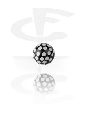 Round Print Ball