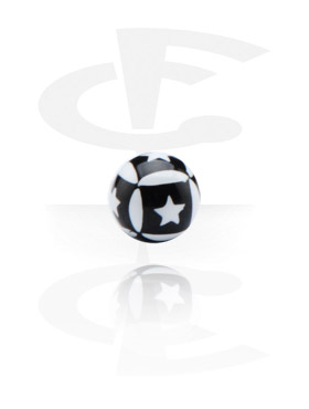 Boules et Accessoires, Ball, Acryl