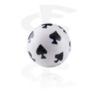 Threaded Ball – Spades