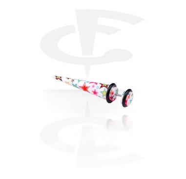 Falešné piercingové šperky, Fake Expander, Acrylic