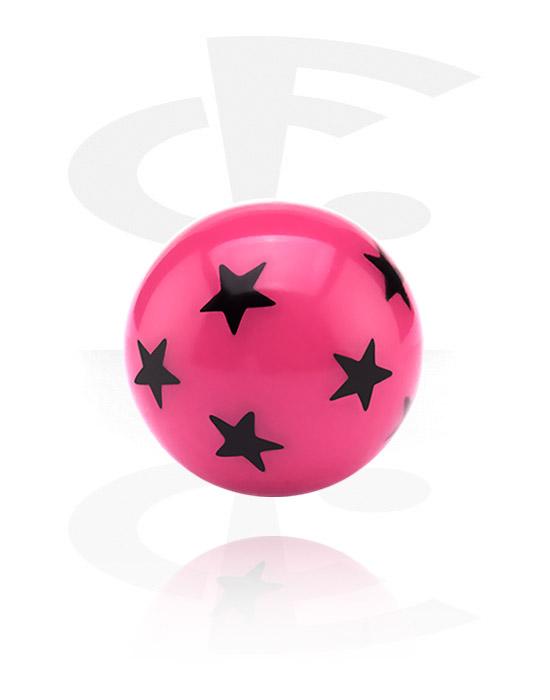 Kulki, igły i nie tylko, Ball, Acrylic