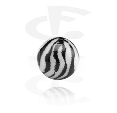 Threaded Ball