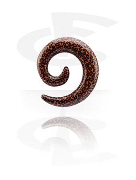 Espiral para alargar