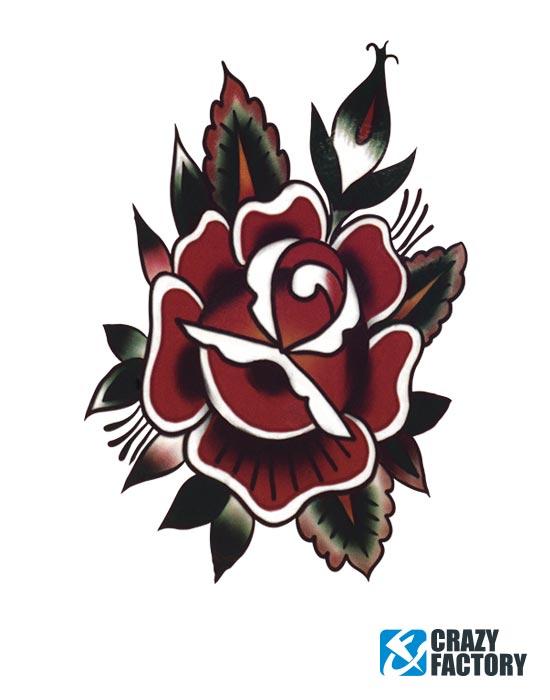 Fun Tattoos, Fun-Tattoo , Wassertransferpapier, Tinte