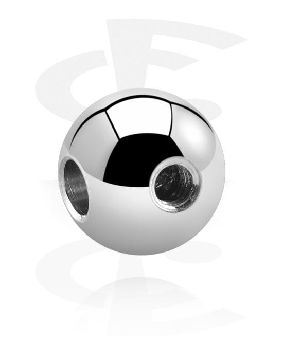 Kuličky, kolíčky a další, Ringbells Ball, Surgical Steel 316L