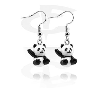 Ohrringe mit Pandas