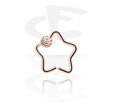 Stjärnformad Continuous Ring