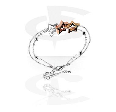 Bransolety, Fashion Bracelet, Plated Brass