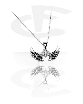 Fashion Necklace z wing charm