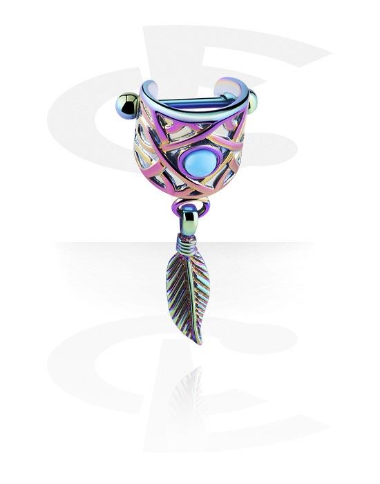 Helix / Tragus, Helix piercing, Kirurginteräs 316L