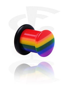 Plug arcobaleno