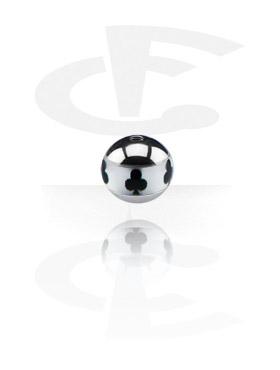 Kugel mit Bild