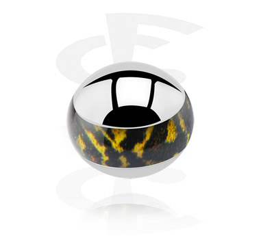 Kuglice i zamjenski nastavci, Contour Picture Ball, Surgical Steel 316L