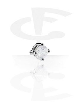 Bolas y Accesorios, Attachment de Ball Closure Ring, Acero quirúrgico 316L