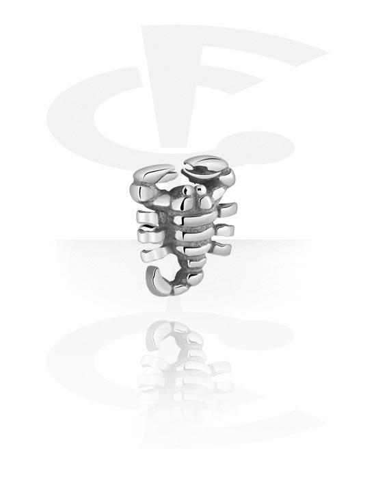 Kuličky, kolíčky a další, Steel Cast Attachment, Surgical Steel 316L