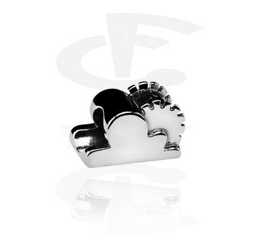 Korálky, Bead for Bead Bracelets, Surgical Steel 316L