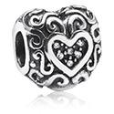 Beads, Perle pour bracelet, Acier chirurgical 316L
